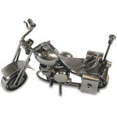 Fém dekor motor S 15x9