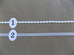 Pamut köztescsipkék 0,8-1cm