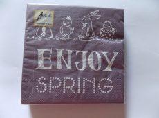 Ambiente húsvéti papírszalvéta 33x33