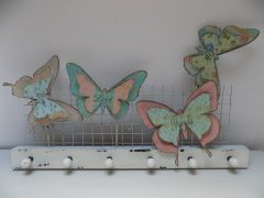 Fogas pillangókkal 61x27-36