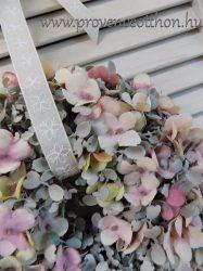 Ajtódísz/falidísz selyemvirág ∅:23cm