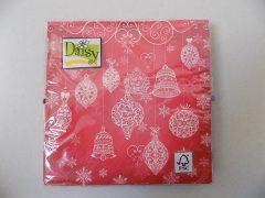 Papírszalvéta 33x33 Karácsonyi