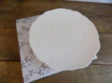 Porcelán desszerttányér díszdobozban