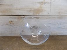 Florárium gömb üveg