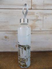 Beach Cabin útiflaska borosilicate üveg 0,55l